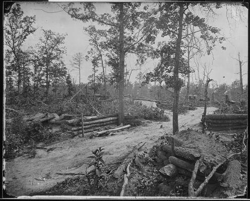 Battlefield,_New_Hope_Church,_Ga.,_1864,_showing_Confederate_entrenchments._-_NARA_-_524945
